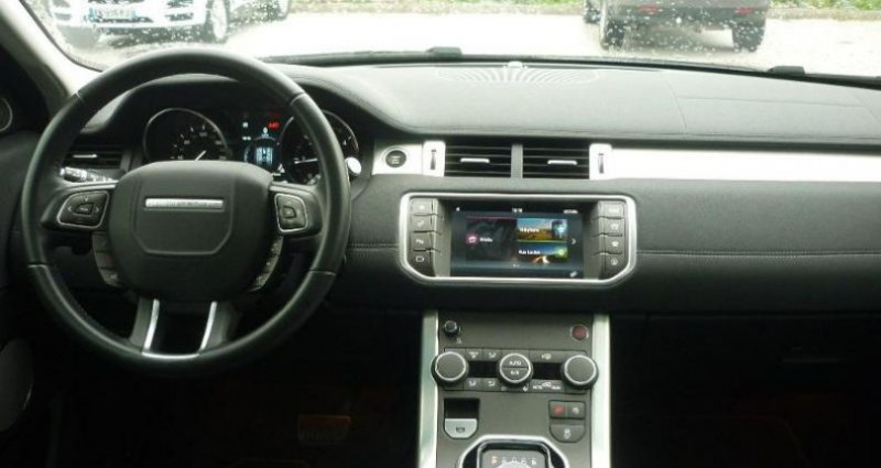 Land rover Range Rover Evoque 2.0 TD4 150 SE Dynamic 4x4 BVA Mark VI Gris occasion à Laxou - photo n°4