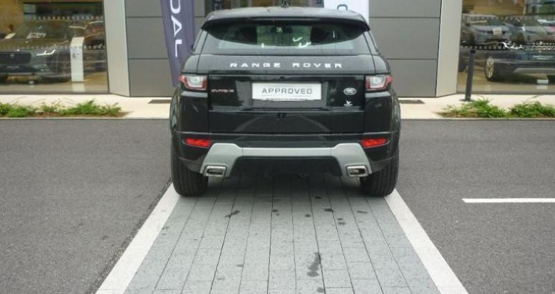 Land rover Range Rover Evoque 2.0 TD4 150 SE Dynamic 4x4 BVA Mark VI Noir occasion à Laxou - photo n°7