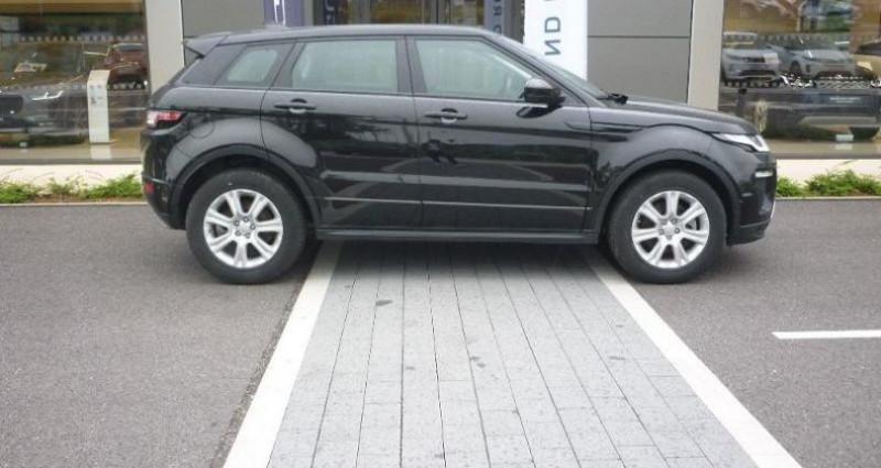 Land rover Range Rover Evoque 2.0 TD4 150 SE Dynamic 4x4 BVA Mark VI Noir occasion à Laxou - photo n°6