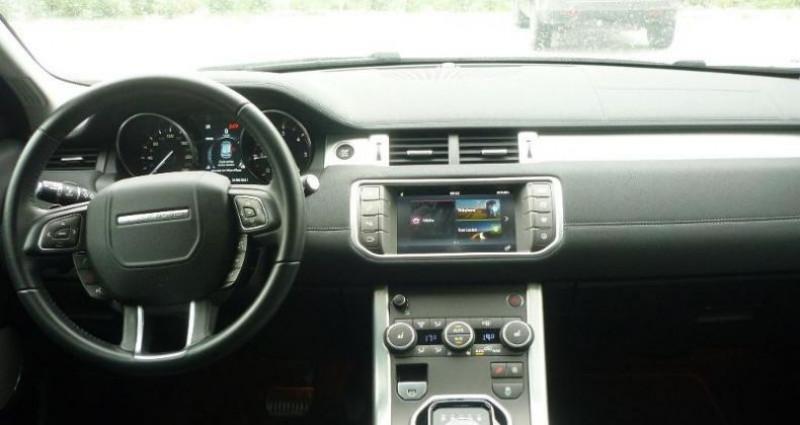 Land rover Range Rover Evoque 2.0 TD4 150 SE Dynamic 4x4 BVA Mark VI Noir occasion à Laxou - photo n°4