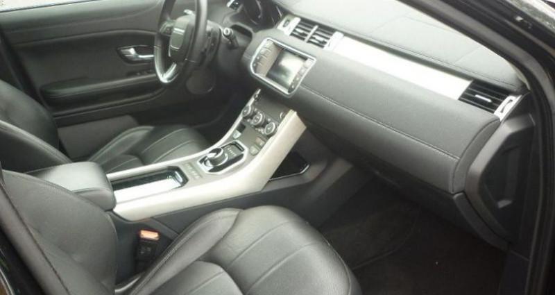 Land rover Range Rover Evoque 2.0 TD4 150 SE Dynamic 4x4 BVA Mark VI Noir occasion à Laxou - photo n°3