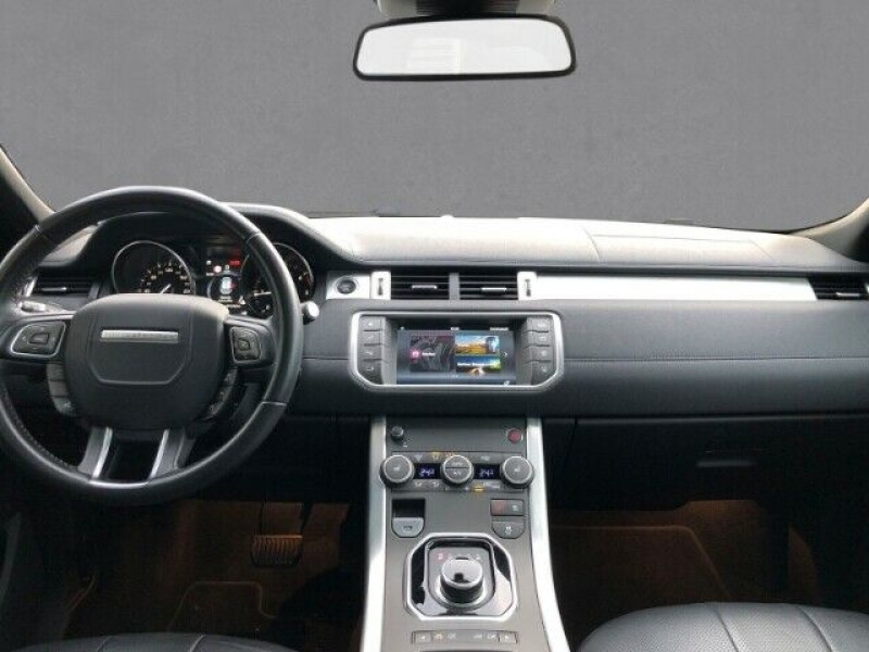 Land rover Range Rover Evoque 2.0 TD4 150 SE DYNAMIC BVA MARK V Blanc occasion à Villenave-d'Ornon - photo n°7