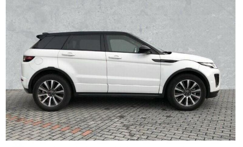 Land rover Range Rover Evoque 2.0 TD4 150 SE DYNAMIC BVA MARK V Blanc occasion à Villenave-d'Ornon