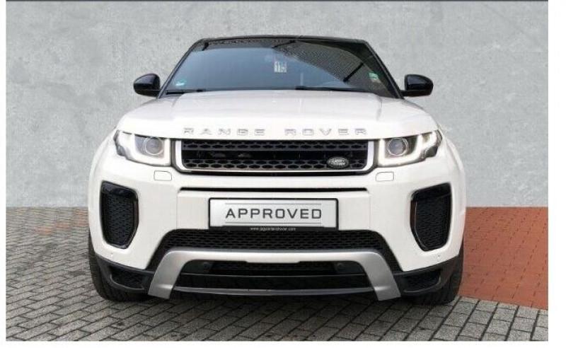 Land rover Range Rover Evoque 2.0 TD4 150 SE DYNAMIC BVA MARK V Blanc occasion à Villenave-d'Ornon - photo n°2