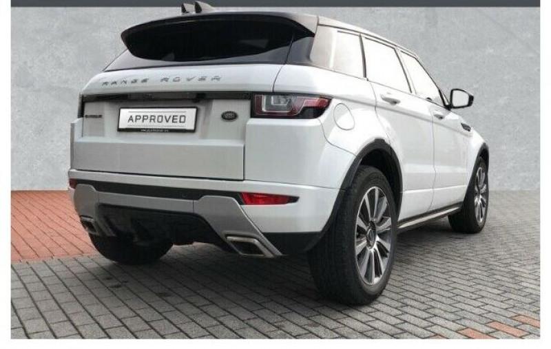 Land rover Range Rover Evoque 2.0 TD4 150 SE DYNAMIC BVA MARK V Blanc occasion à Villenave-d'Ornon - photo n°5