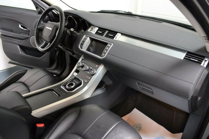 Land rover Range Rover Evoque 2.0 TD4 150 SE MARK III E-CAPABILITY Gris occasion à Villenave-d'Ornon - photo n°8