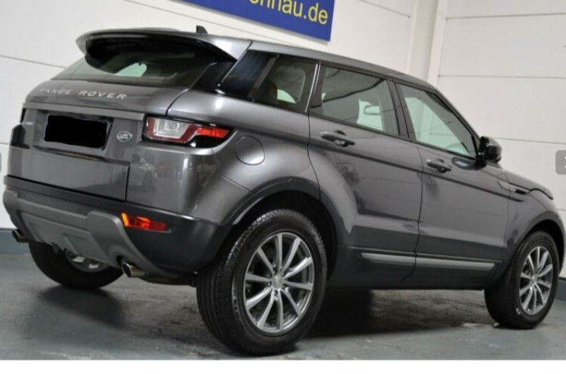 Land rover Range Rover Evoque 2.0 TD4 150 SE MARK III E-CAPABILITY Gris occasion à Villenave-d'Ornon - photo n°3