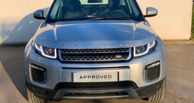 Land rover Range Rover Evoque 2.0 TD4 150 SE MARK V Indus Silver Argent occasion à Boulogne Sur Mer - photo n°2