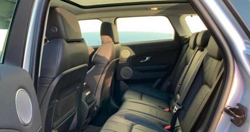Land rover Range Rover Evoque 2.0 TD4 150 SE MARK V Indus Silver Argent occasion à Boulogne Sur Mer - photo n°7