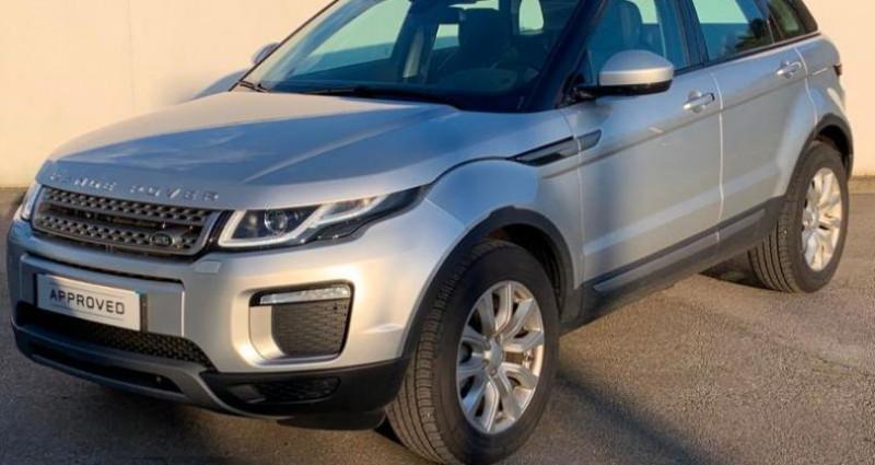 Land rover Range Rover Evoque 2.0 TD4 150 SE MARK V Indus Silver Argent occasion à Boulogne Sur Mer