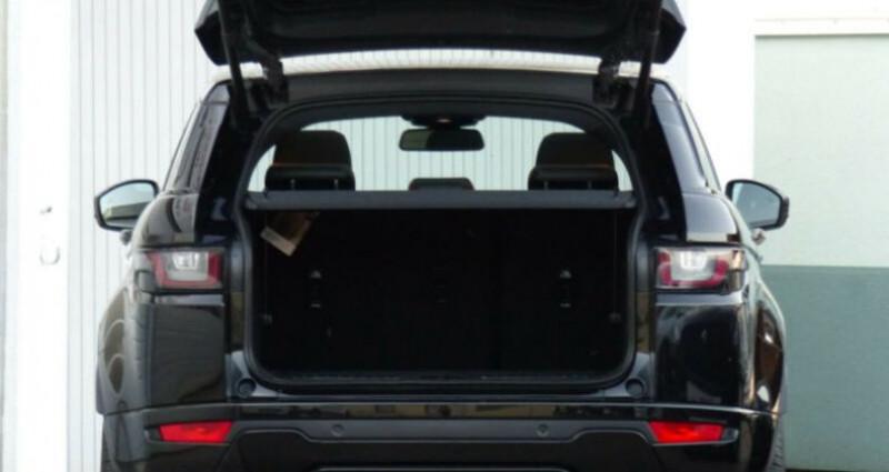 Land rover Range Rover Evoque 2.0 TD4 180 HSE Dynamic BVA Noir occasion à Boulogne-Billancourt - photo n°7