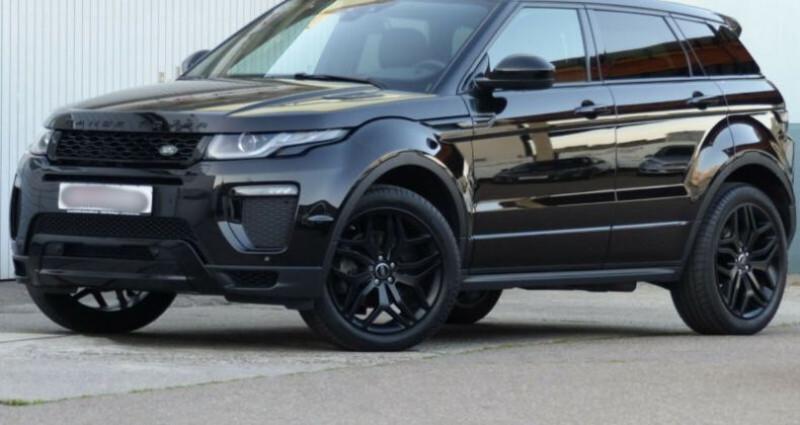 Land rover Range Rover Evoque 2.0 TD4 180 HSE Dynamic BVA Noir occasion à Boulogne-Billancourt