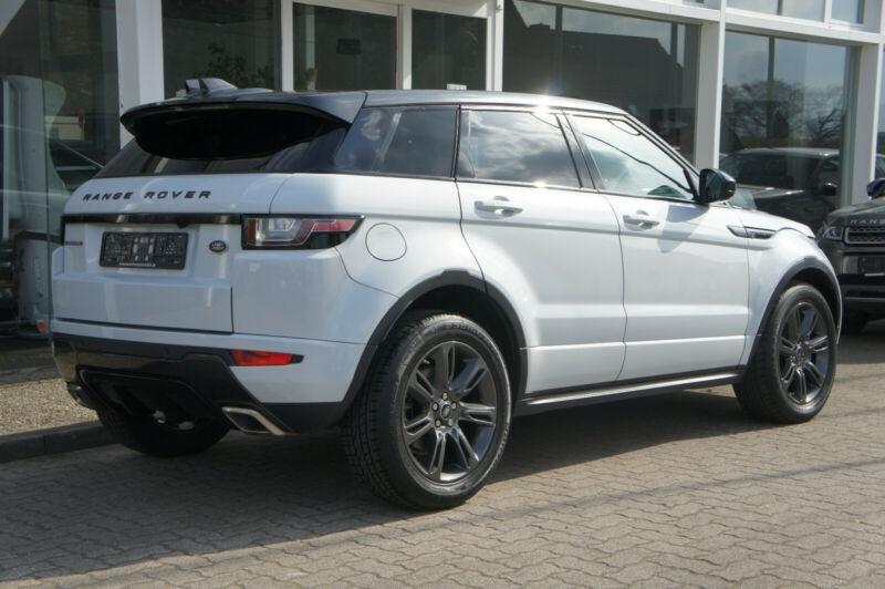 Land rover Range Rover Evoque 2.0 TD4 180 SE DYNAMIC BVA MARK V Blanc occasion à Villenave-d'Ornon - photo n°5