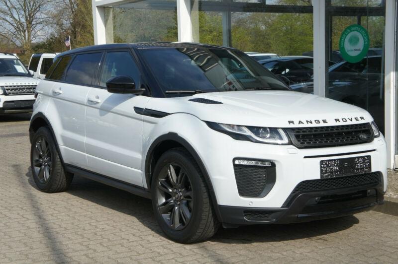 Land rover Range Rover Evoque 2.0 TD4 180 SE DYNAMIC BVA MARK V Blanc occasion à Villenave-d'Ornon