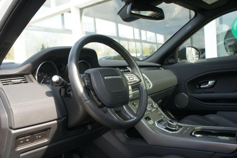 Land rover Range Rover Evoque 2.0 TD4 180 SE DYNAMIC BVA MARK V Blanc occasion à Villenave-d'Ornon - photo n°8