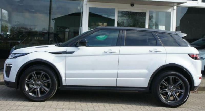 Land rover Range Rover Evoque 2.0 TD4 180 SE DYNAMIC BVA MARK V Blanc occasion à Villenave-d'Ornon - photo n°3