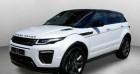 Land rover Range Rover Evoque 2.0 TD4 180 SE Dynamic BVA Blanc à Boulogne-Billancourt 92