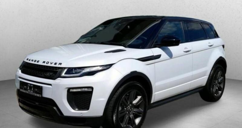 Land rover Range Rover Evoque 2.0 TD4 180 SE Dynamic BVA Blanc occasion à Boulogne-Billancourt
