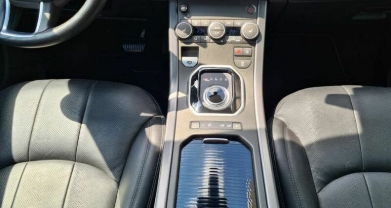 Land rover Range Rover Evoque 2.0 TD4 180 SE Dynamic BVA Blanc occasion à Boulogne-Billancourt - photo n°5