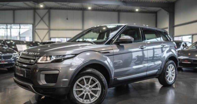 Land rover Range Rover Evoque 2.0 TD4 4WD SE - Pano - Automaat - Camera - Euro6 Gris occasion à Maldegem