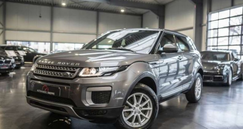Land rover Range Rover Evoque 2.0 TD4 4WD SE - Pano - Automaat - Camera - Euro6 Gris occasion à Maldegem - photo n°2