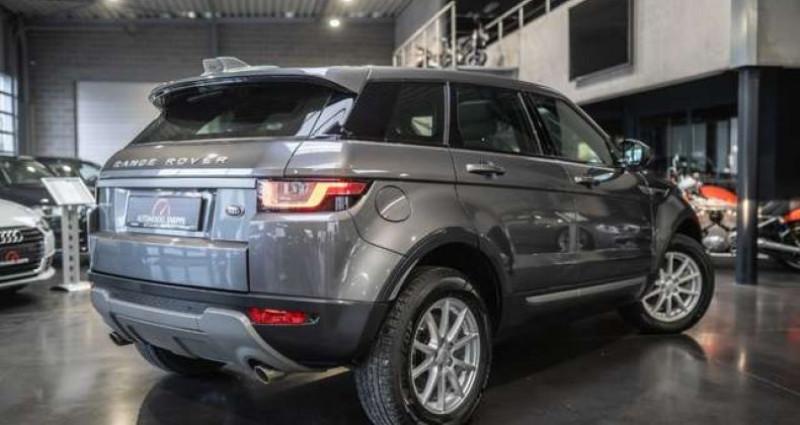 Land rover Range Rover Evoque 2.0 TD4 4WD SE - Pano - Automaat - Camera - Euro6 Gris occasion à Maldegem - photo n°4