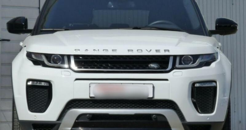 Land rover Range Rover Evoque 2.0 TD4 AWD DYNAMIC Blanc occasion à Boulogne-Billancourt - photo n°6