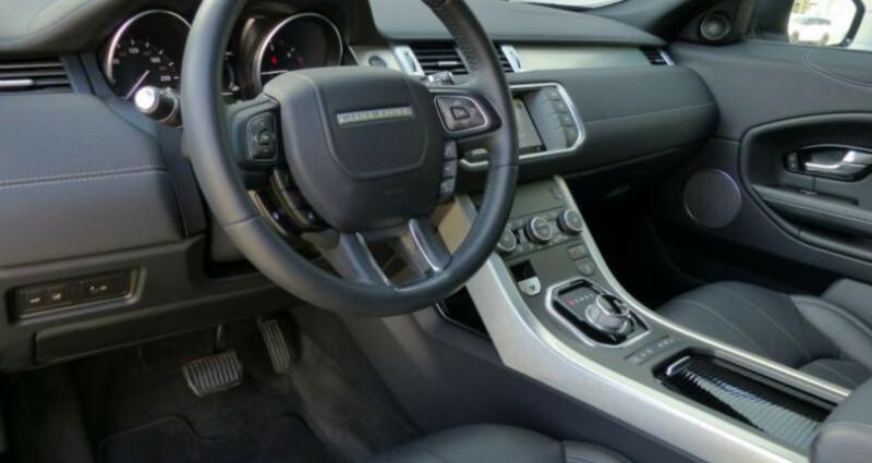 Land rover Range Rover Evoque 2.0 TD4 AWD DYNAMIC Blanc occasion à Boulogne-Billancourt - photo n°7