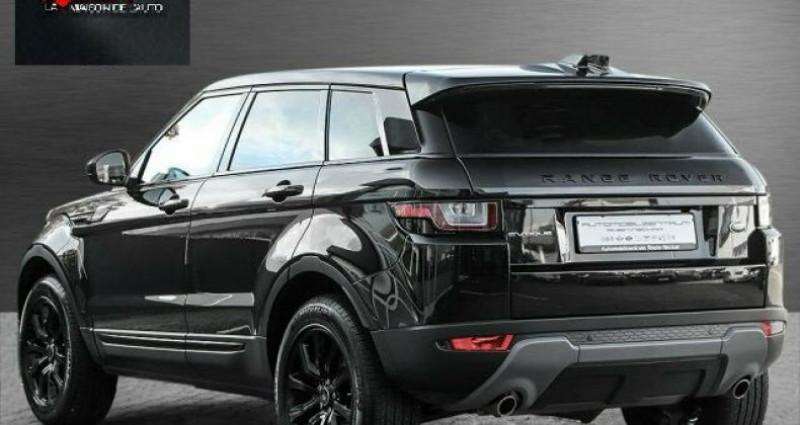Land rover Range Rover Evoque 2.0 TD4 SE Black Edition Noir occasion à Mudaison - photo n°3