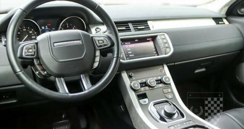 Land rover Range Rover Evoque 2.0 TD4 SE Black Edition Noir occasion à Mudaison - photo n°4