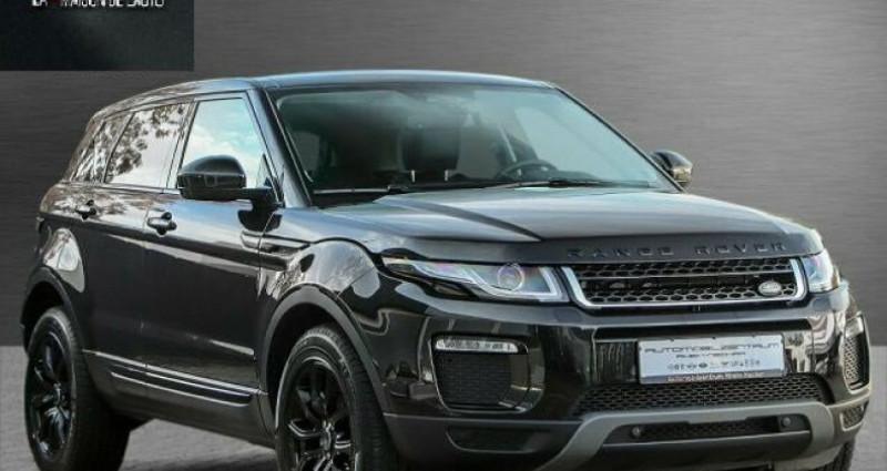 Land rover Range Rover Evoque 2.0 TD4 SE Black Edition Noir occasion à Mudaison