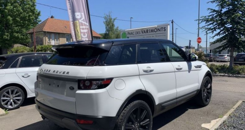 Land rover Range Rover Evoque 2.2 eD4 Pure Blanc occasion à WOIPPY - photo n°2