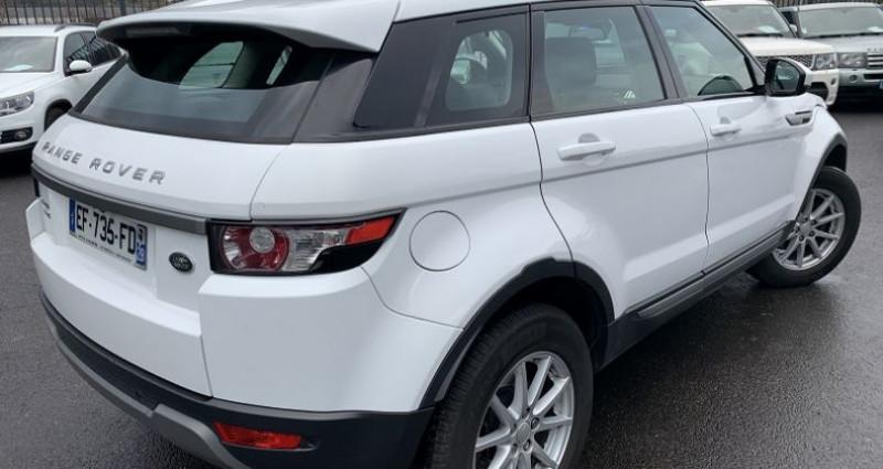 Land rover Range Rover Evoque 2.2 ED4 Blanc occasion à VOREPPE - photo n°3