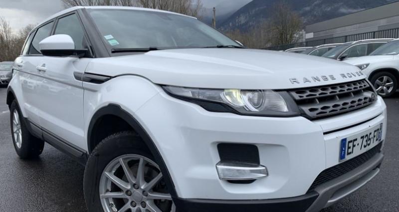 Land rover Range Rover Evoque 2.2 ED4 Blanc occasion à VOREPPE - photo n°2