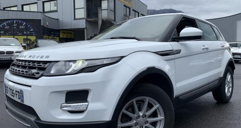 Land rover Range Rover Evoque 2.2 ED4 Blanc occasion à VOREPPE