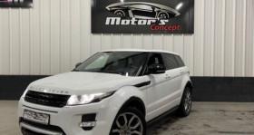 Land rover Range Rover Evoque occasion à Cosnes Et Romain