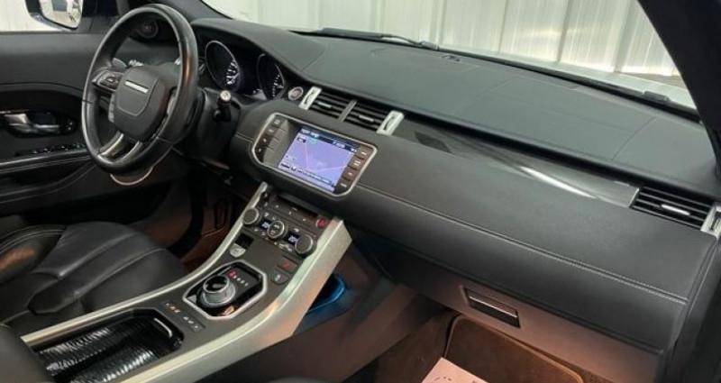 Land rover Range Rover Evoque 2.2 SD4 190 CV DYNAMIC 1ere MAIN CARNET COMPLET  occasion à Cosnes Et Romain - photo n°5