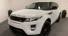 Land rover Range Rover Evoque 2,2 SD4 190ch DYNAMIC 89000km EXCELLENT ETAT Blanc à Villeneuve Loubet 06