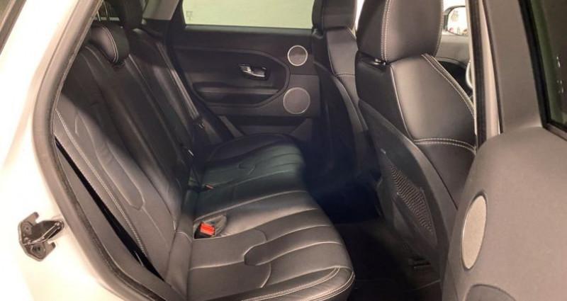 Land rover Range Rover Evoque 2,2 SD4 190ch DYNAMIC 89000km EXCELLENT ETAT Blanc occasion à Villeneuve Loubet - photo n°7
