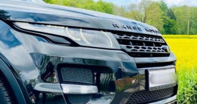 Land rover Range Rover Evoque 2.2 SD4 Dynamic BVA Mark I Noir occasion à Boulogne-Billancourt - photo n°5