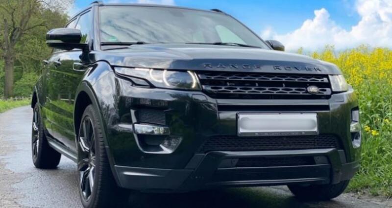 Land rover Range Rover Evoque 2.2 SD4 Dynamic BVA Mark I Noir occasion à Boulogne-Billancourt