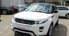 Land rover Range Rover Evoque 2.2 SD4 Dynamic BVA Blanc à Boulogne-Billancourt 92