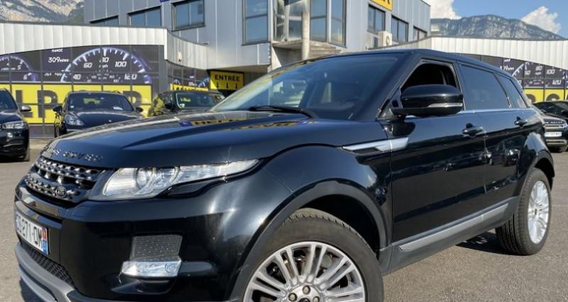 Land rover Range Rover Evoque 2.2 SD4 PRESTIGE Noir occasion à VOREPPE