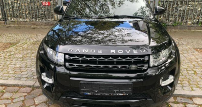Land rover Range Rover Evoque 2.2 Td4 Dynamic BVA Mark II Noir occasion à Boulogne-Billancourt