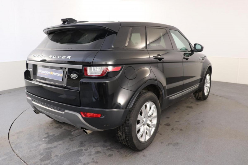 Land rover Range Rover Evoque BUSINESS Mark IV TD4 180 BVA Executive Noir occasion à Tours - photo n°3