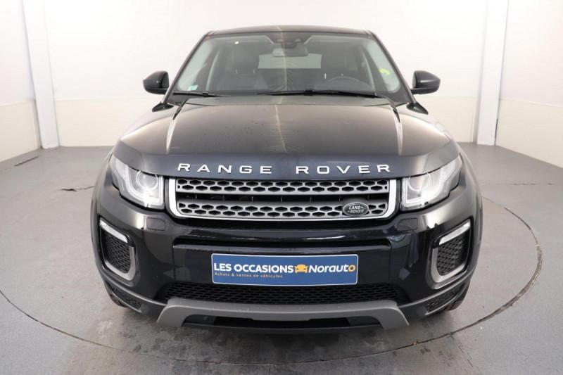 Land rover Range Rover Evoque BUSINESS Mark IV TD4 180 BVA Executive Noir occasion à Tours - photo n°2