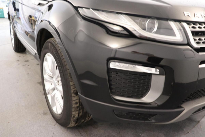 Land rover Range Rover Evoque BUSINESS Mark IV TD4 180 BVA Executive Noir occasion à Tours - photo n°8