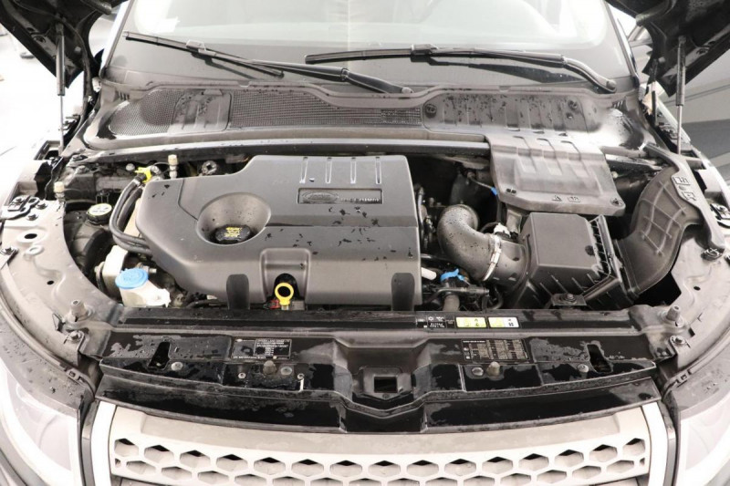 Land rover Range Rover Evoque BUSINESS Mark IV TD4 180 BVA Executive Noir occasion à Tours - photo n°12