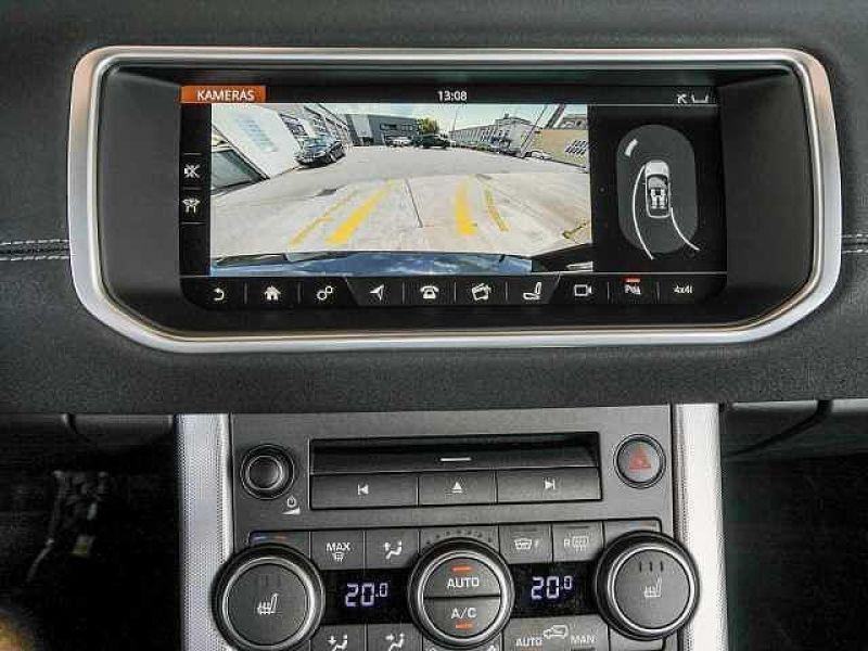 Land rover Range Rover Evoque Cabriolet Si4 240 HSE Dynamic Noir occasion à Beaupuy - photo n°6
