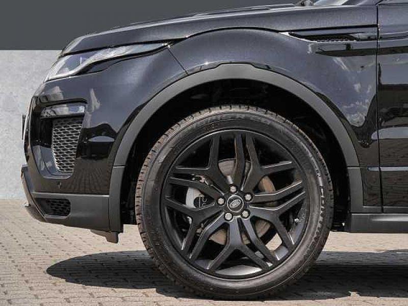 Land rover Range Rover Evoque Cabriolet Si4 240 HSE Dynamic Noir occasion à Beaupuy - photo n°8